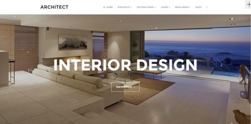 Architect est un superbe thème premium MyThemeShop pour réaliser un site pro avec WordPress.