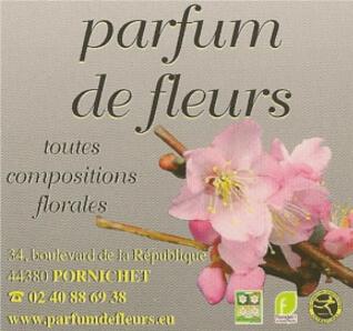 Parfum de fleurs, fleuriste à Pornichet