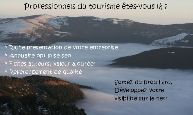 annuaire de gite, hotel et professionnels du tourisme dans les Vosges
