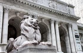 Bibliothèque publique de NYC